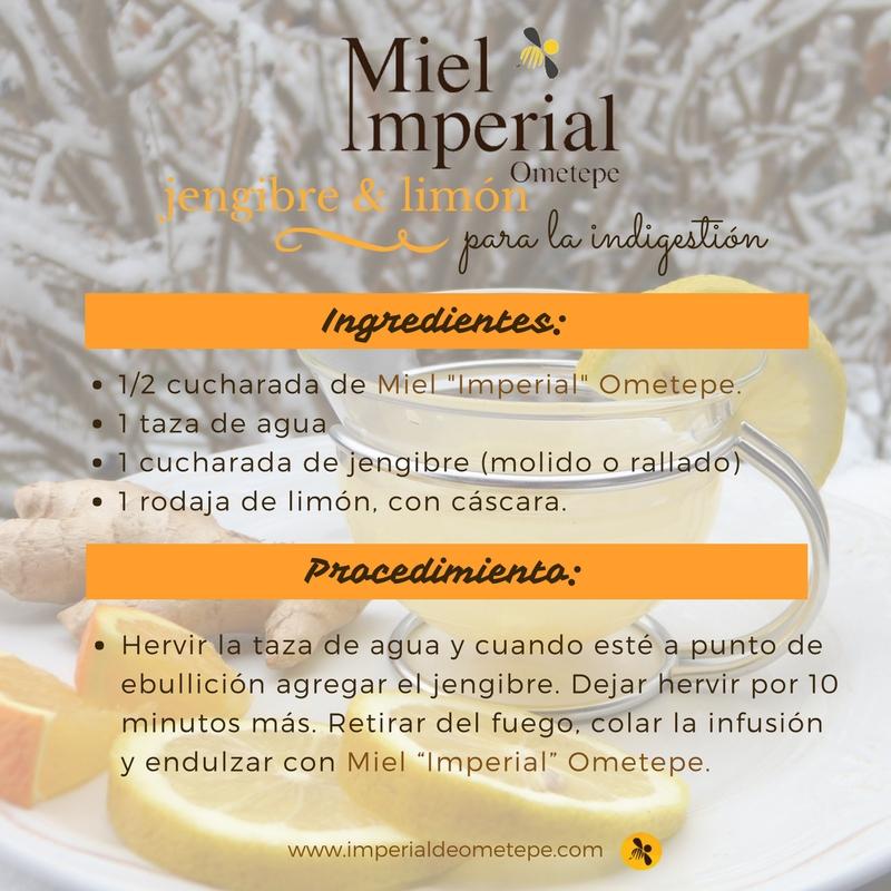 gengibre & limón